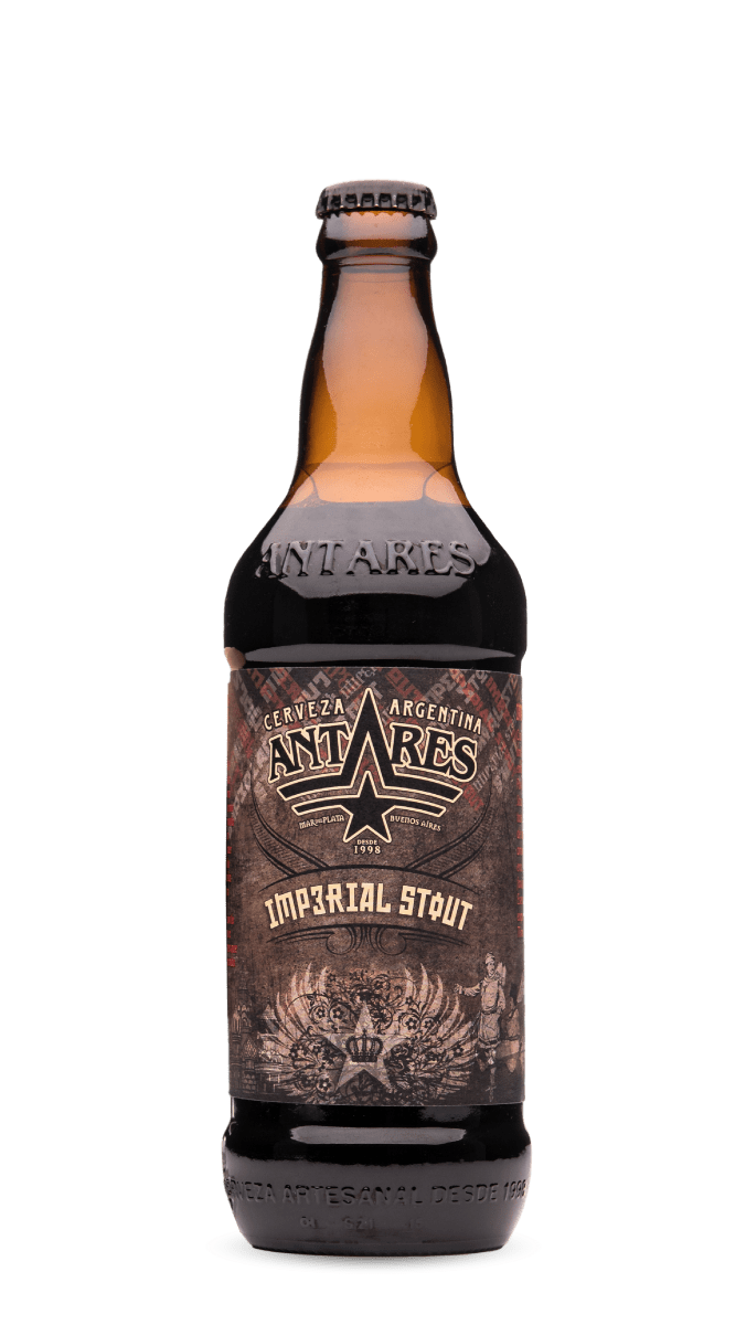 ANTARES IMPERIAL STOUT – 500cc X6