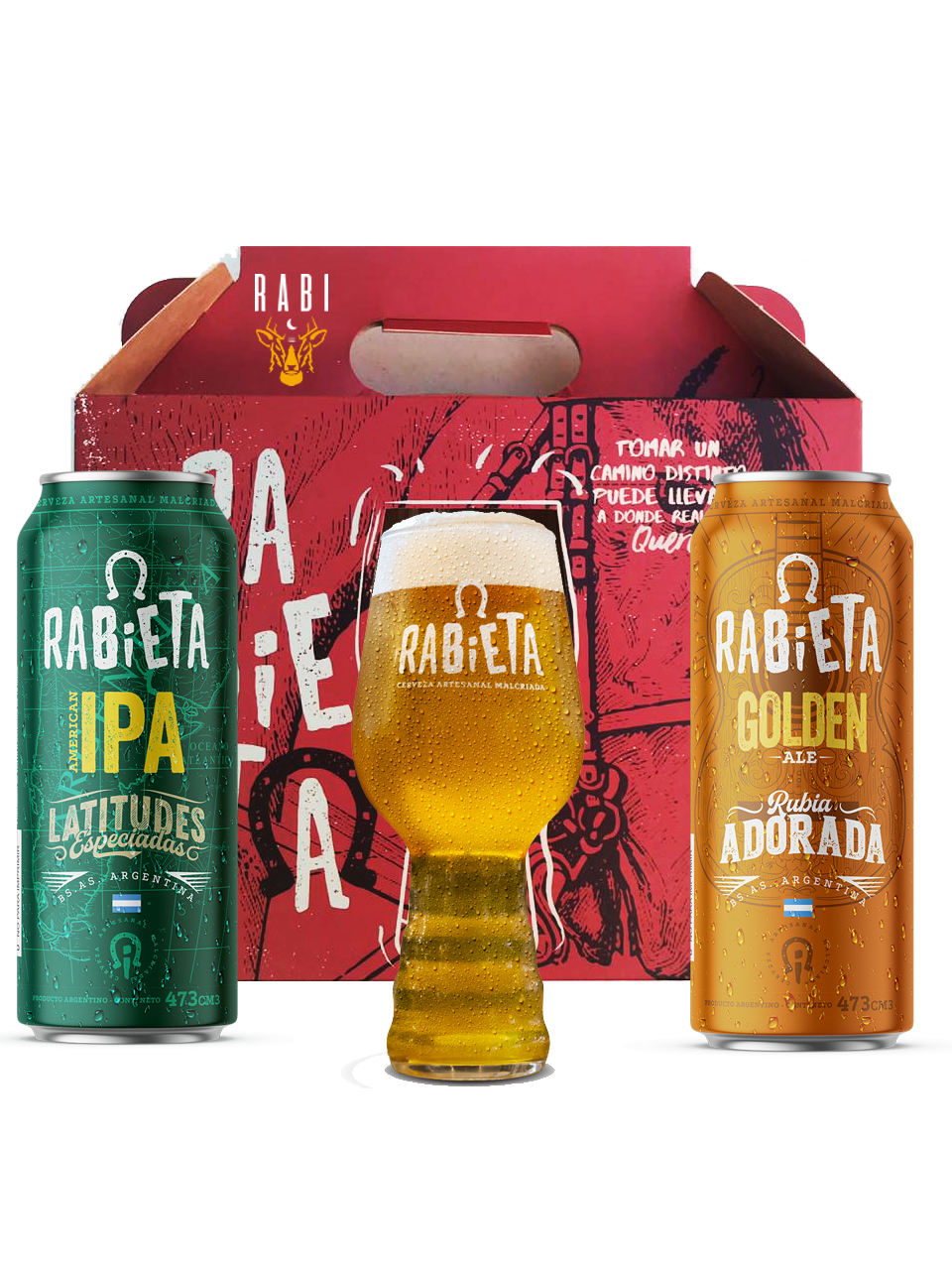 GIFT PACK RABIETA MIX