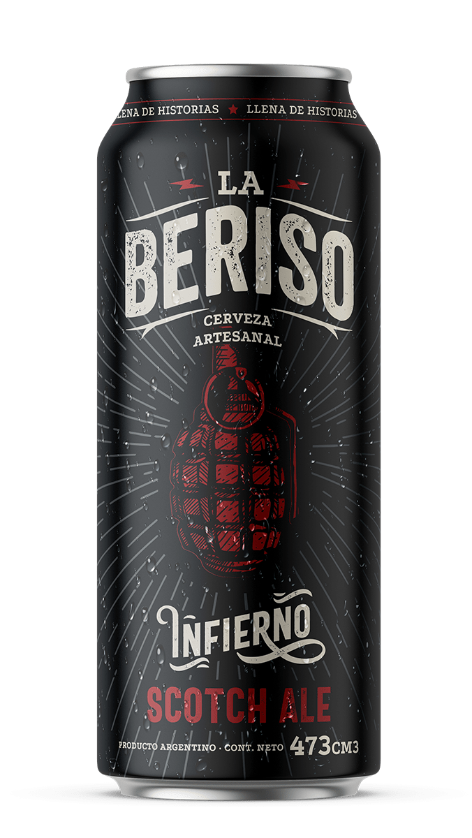 LA BERISO SCOTCH – 473cc X6